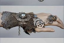 Steampunk Gothic Jewelry