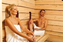 Specialist in sauna centra