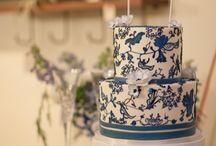 Wedding cake / The most stylish wedding cake