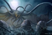 Lovecraft and stuff
