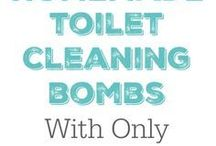 Toilet Cleaner Bombs