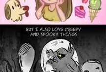 Creepypasta / Horror (sometimes it is funny)
