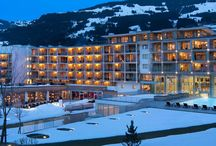 Zimowy wypoczynek / Top Winter Resorts / Propozycje na urlop zimową porą / Places where you can spend your winter break