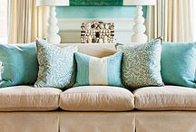pillows / Everything you need to know about selecting and arranging decorative pillows.