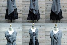 Convertible clothes