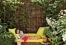 warung with garden