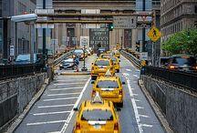 NYC ♡ /The USA / Favourite city