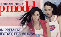 America's Next Top Model / Cycle 19, the college editions, airs Friday nights at 78:00pm on CW23