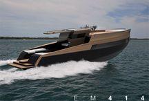 Power Boat Esthetics