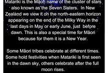Maori Culture & Matariki