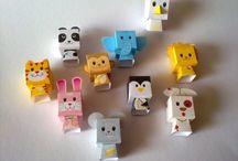 DIY - Paper Toys / Activités éducatives et créatives pour les enfants, conseils pédagogiques, d'inspiration Montessori. Pour jouer, créer, explorer !