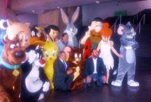 Eventos / La Gala de la Reina del Carnaval  2014 cuenta con la presencia de doce personajes de Parque Warner