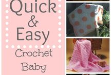 Baby crochet ideas / by Susan Strohl