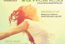 Professional Spa & Wellness - November 2015