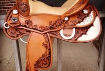 Saddles / by Sandra Minchew
