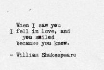 words: of love