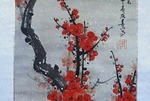 Japanese painting / by Inbal Assulin