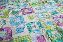Crafts - Vintage Sheets / by Jane Kelly