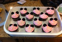 Minnie Mouse Rockstar / Nora's 3rd birthday party / by Megan Beeler
