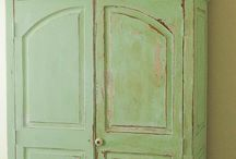 dipingere vecchi mobili