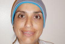 Gorros 100% reversibles y unisex / Gorros para hombres y mujeres, reversible. Para combinarlos con pañuelo.