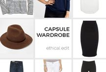 Capsule Wardrobe Scheming