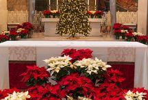 Boże Narodzenie w kosciolach