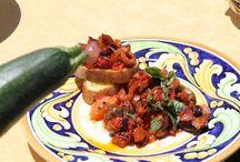TastingSicilyUK - Contorni - Sicilian side dishes