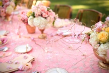 A Touch of Pink! / Something for a soft pink wedding!