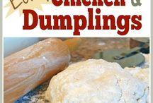 Chicken and Dumplings