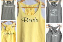 Bridesmaids  / by Lauren Hill