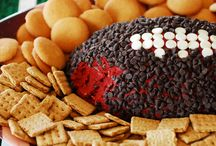 Superbowl / Who will be facing off in two weeks?! Frankly, who cares as long as everyone can get together and celebrate!