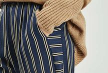 Stripes / Styles with stripes