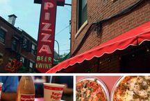 Boston Eats / Our favorite Boston eats.