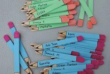 Vyrábění s tyčkami od nanuků