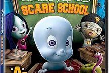 Casper scare school party
