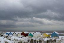 Seaside - winter