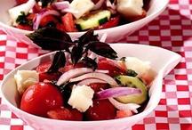 Sofranızdaki Salatalar