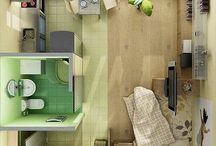 Apartments *SMALL SPACES*