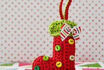 Crochet Sew on designs
