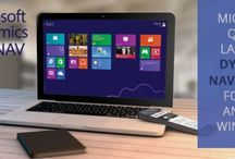 Microsoft Dynamics NAV / Get all updates about Dynamics NAV ERP and integration