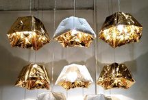 Metallic Design / Pendant #lamp by Innermost