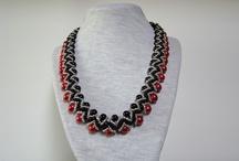 pearl necklaces