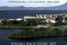 Renvyle House Hotel Brochures