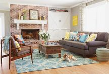Living room remodel / by Carrie Lundell