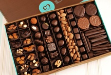 Chez Nathalie Çikolata Tezgahı
