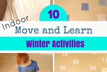classroom: winter