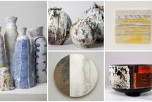New Members Showcase (07.08.15 – 05.09.15) / An exhibition showcasing new and rarely seen work from our 2014 new members; Jilly Edwards (textiles), Rebecca Gouldson (metal), Akiko Hirai (ceramics), Tony Laverick (ceramics) and Agalis Manessi (ceramics).