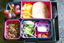 School Lunches / by Breanna Wheeler