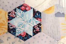 Patchwork: Paper Piecing / by The Crafty Mummy